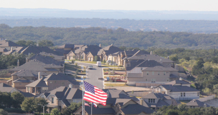 Building new homes in the Texas Hill Country